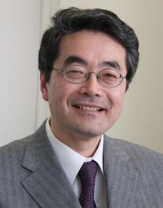 Prof Kazuki Saito (image courtesy of http://www.metabolomicssociety.org)