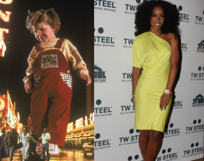 Two of your favourites: Honey I Blew Up the Kids and Kelly Rowland. Photo credits: JaDangerz/Disney Wiki and Eva Rinaldi/Flickr