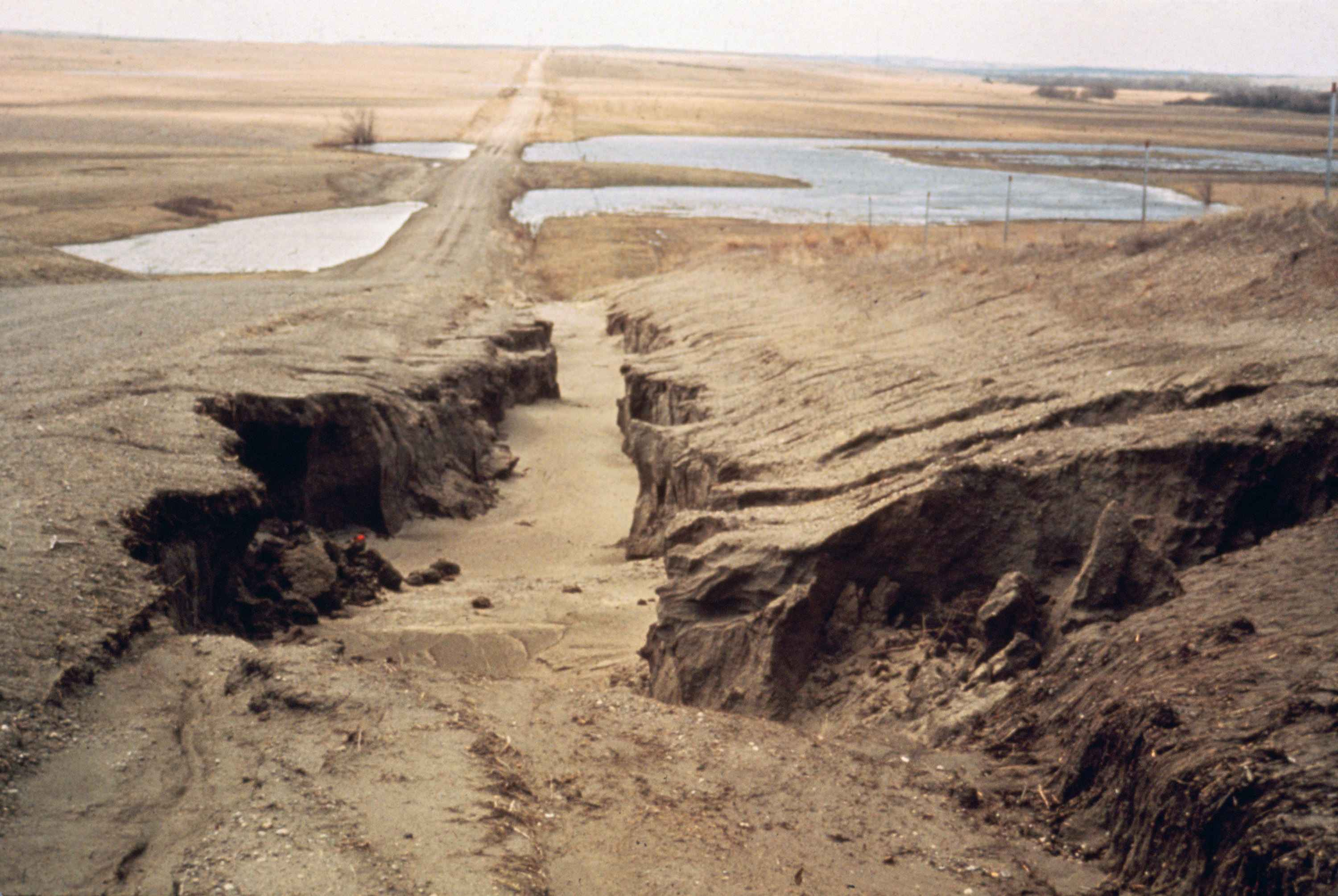 Soil erosion causes and effects autos post for Soil erosion